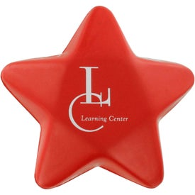 Custom Star Stress Balls