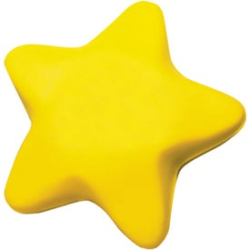 Custom Star Stress Reliever for Customization