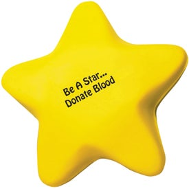 Star Shape Stress Relievers