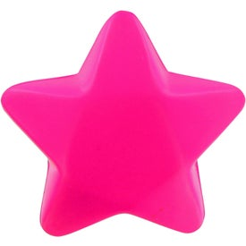 Logo Star Stress Toy