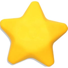 Star Stress Ball for Your Company