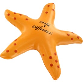 Starfish Stress Ball for Your Church