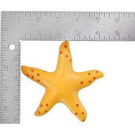 Starfish Stress Ball for Advertising