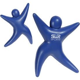 Personalized Starman Stress Ball