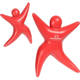 Starman Stress Ball for Customization