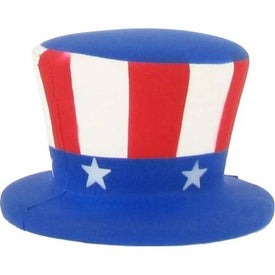 Uncle Sam Hat Stress Ball Giveaways