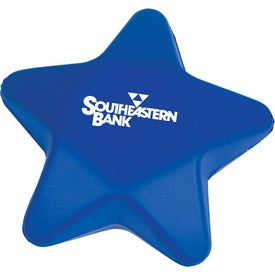 Star Squeeze Toy for Your Company