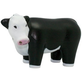 Steer Stress Reliever Imprinted with Your Logo