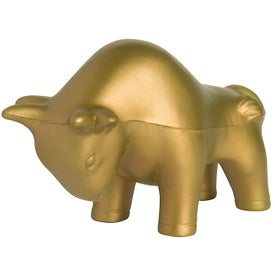 Stock Market Golden Bull Stress Reliever