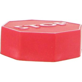 Stop Sign Stress Ball for Promotion