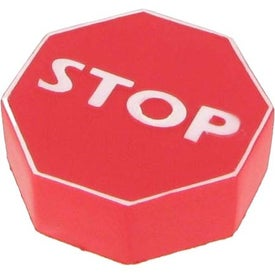 Stop Sign Stress Ball for Marketing