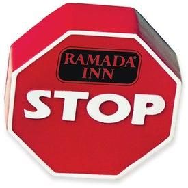 Stop Sign Stressball