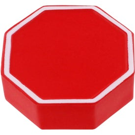 Stop Sign Stress Reliever for Advertising