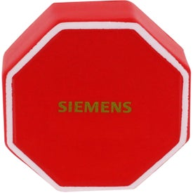 Stop Sign Stress Reliever Giveaways