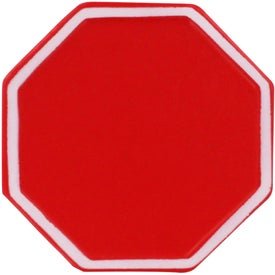 Personalized Stop Sign Stress Reliever