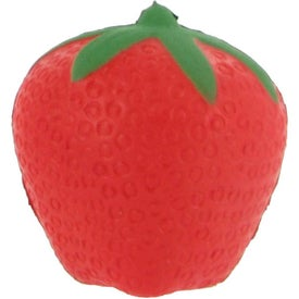 Strawberry Stress Ball for Promotion