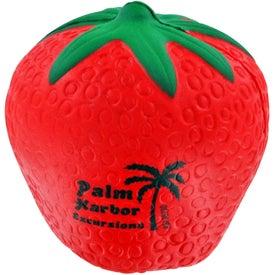 Strawberry Stress Ball for Customization