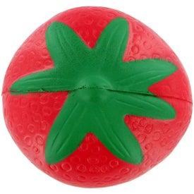 Company Strawberry Stress Toy