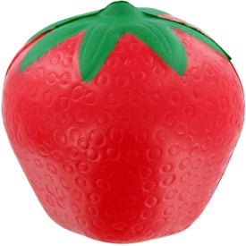 Strawberry Stress Toy for Customization