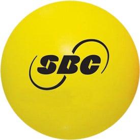 Logo Stress-Ease Balls