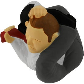 Personalized Stressed Man Stress Reliever