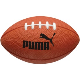 Printed Stress Reliever Football