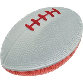 Stress Reliever Football Printed with Your Logo