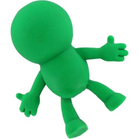 Strictly Stretchy Dude Stress Ball for Your Organization