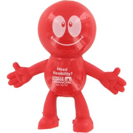 Strictly Stretchy Dude Stress Ball Giveaways