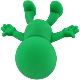 Printed Strictly Stretchy Dude Stress Ball