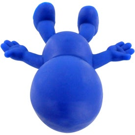 Promotional Strictly Stretchy Dude Stress Ball