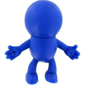 Strictly Stretchy Dude Stress Ball