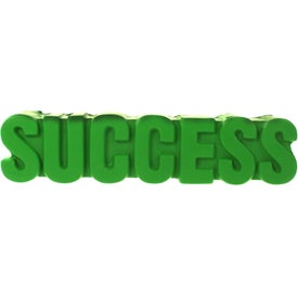 Success Word Stress Ball for Advertising
