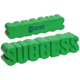 Success Word Stress Balls
