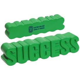 Success Word Stress Ball