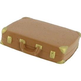 Customized Suitcase Stress Ball