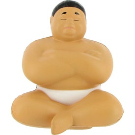 Sumo Wrestler Stress Ball