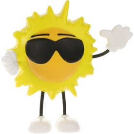 Sun Figure Stress Ball for Your Church