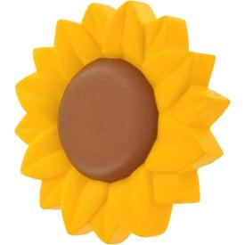 Advertising Sunflower Stress Ball