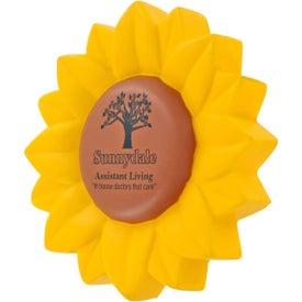 Sunflower Stress Ball Giveaways