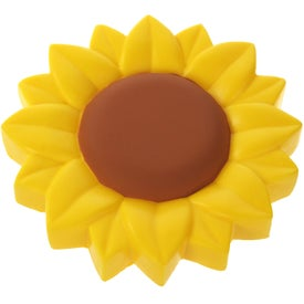 Sunflower Stress Ball for Customization