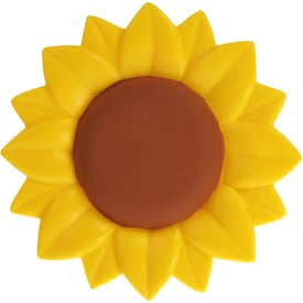 Logo Sunflower Stress Ball