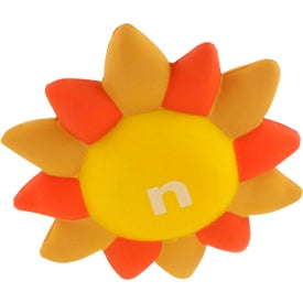 Sun Stress Reliever Printed with Your Logo