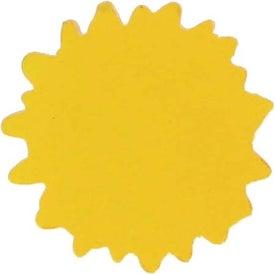 Monogrammed Sun Stress Ball