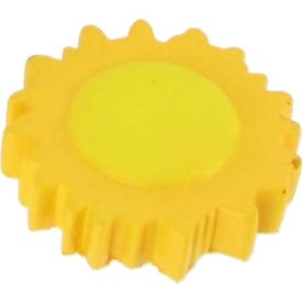 Sun Stress Ball with Your Slogan