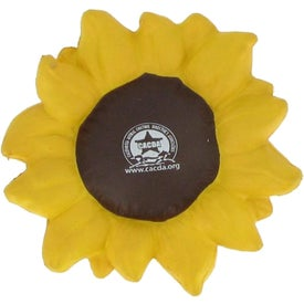 Customized Sunflower Stress Reliever