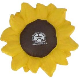 Customized Sunflower Stress Reliever