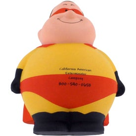 Promotional Super Bert Stress Reliever