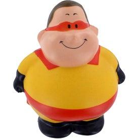 Promotional Super Bert Stress Reliever