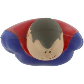 Super Hero Stress Reliever with Your Logo